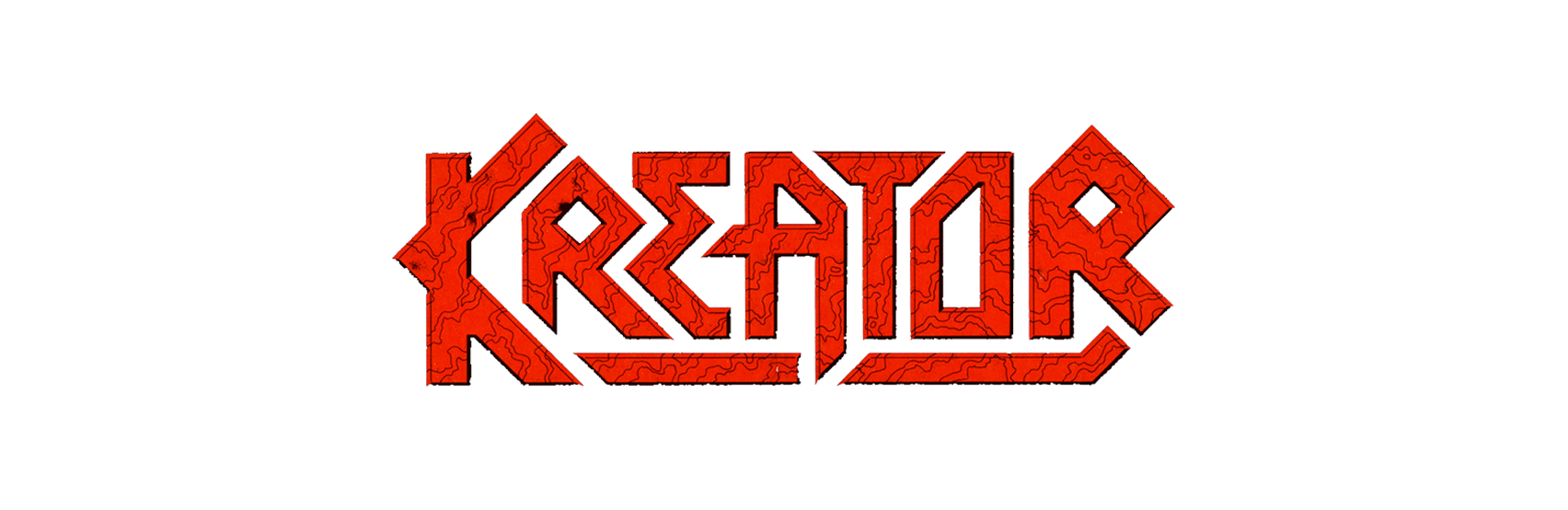 Kreator – Pleasure To Kill Logo