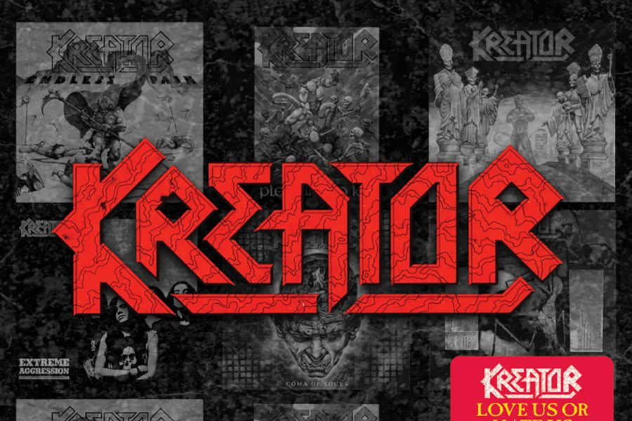 Kreator Love Us Or Hate Us