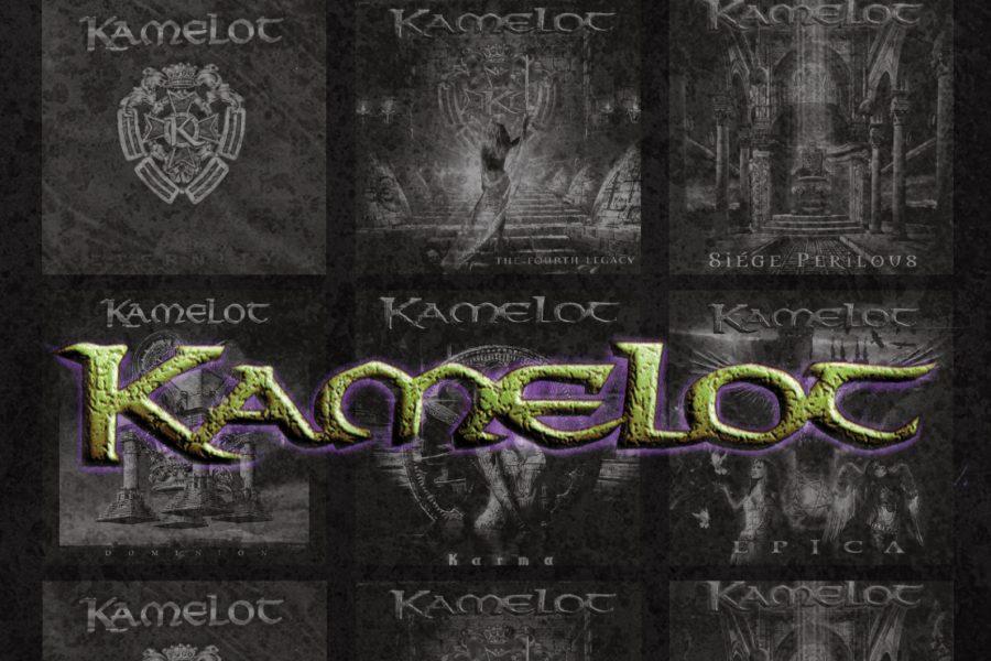 Kamelot Where I Reign