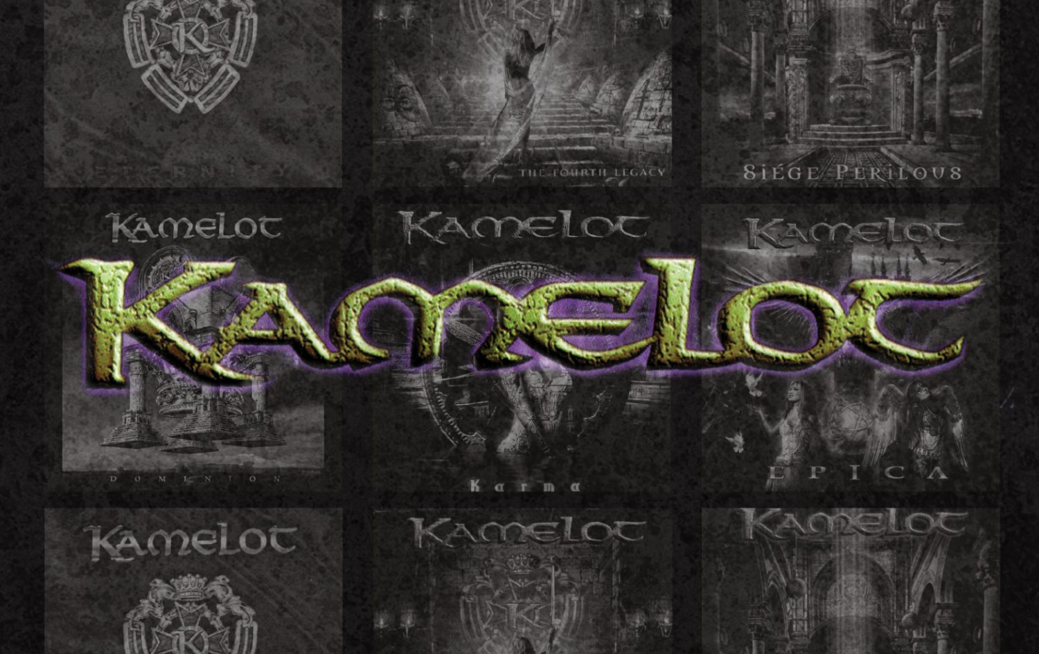 Kamelot Where I Reign Packshot