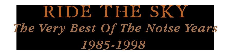 Helloween Ride The Sky Logo
