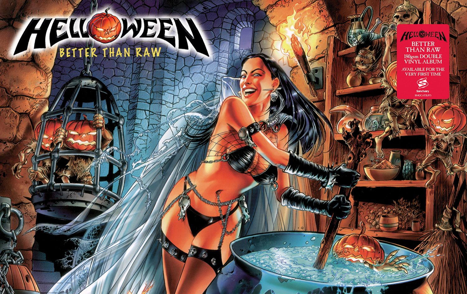 Helloween Better Than Raw Featured Image