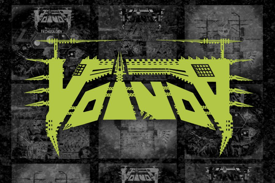 Voivod – Build Your Weapons – The Very Best of The Noise Years 1986-1988