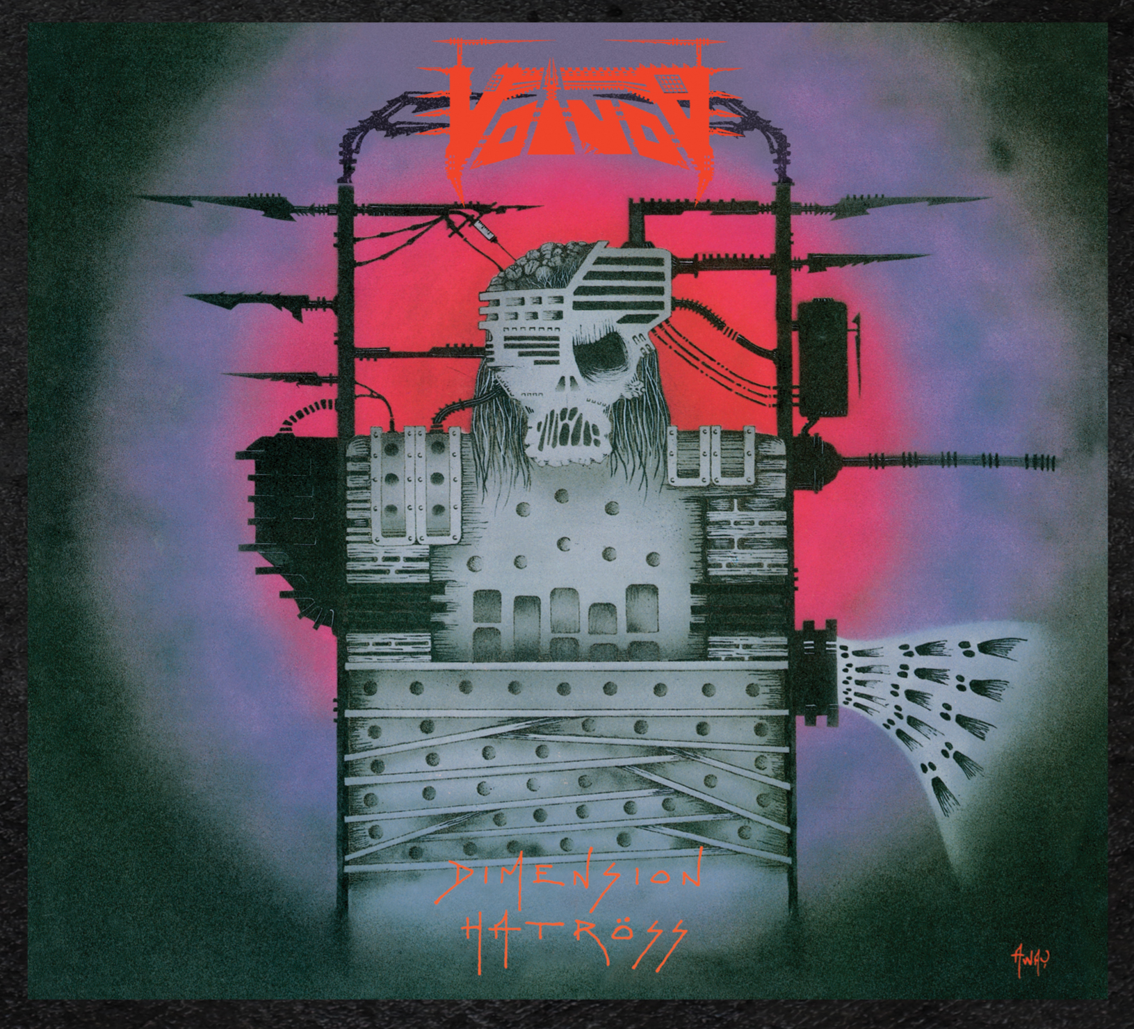 Voivod – Dimension Hatross Packshot