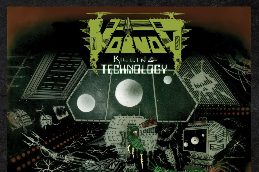 Voivod – Killing Technology