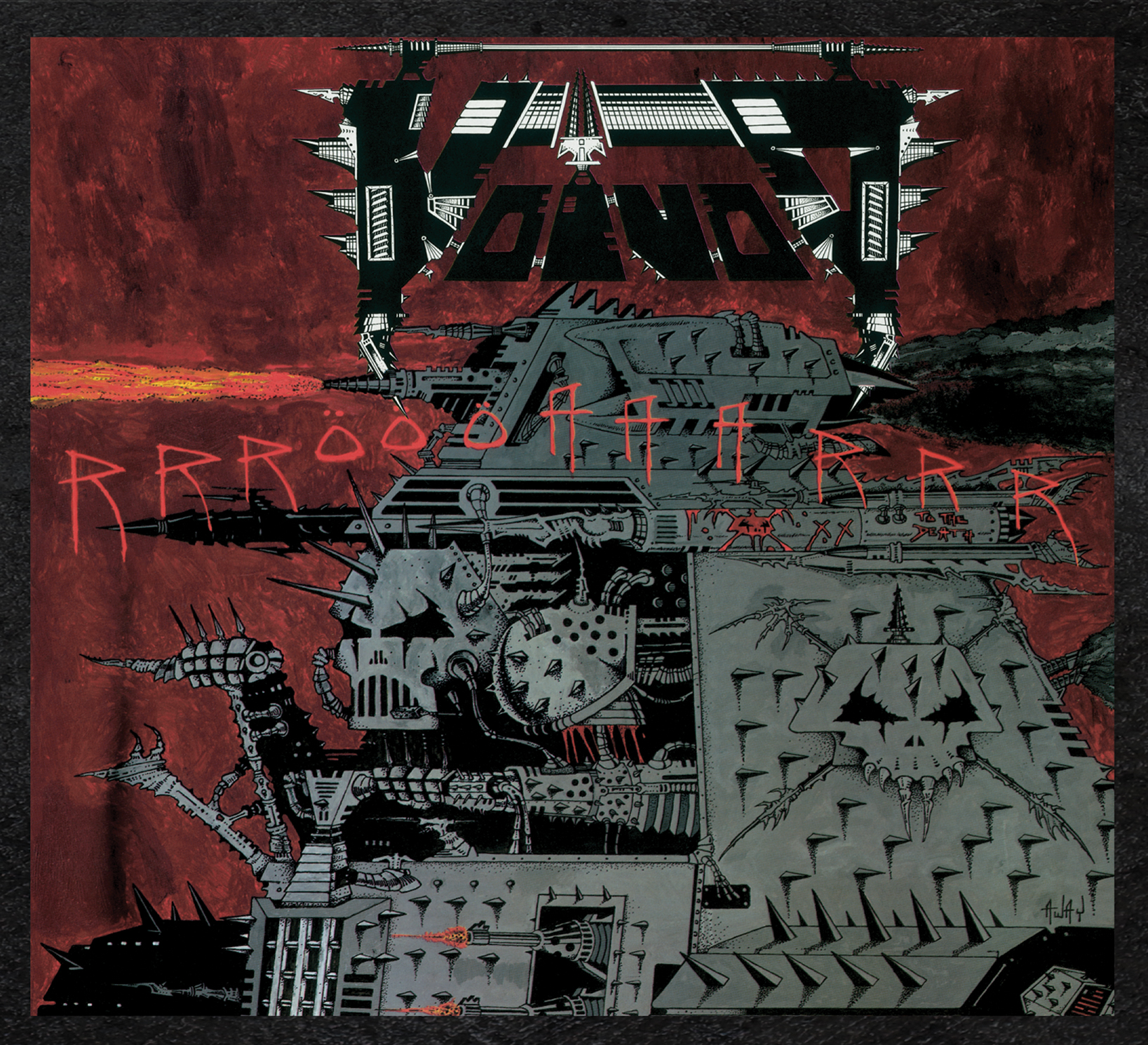 Voivod – Rrröööaaarrr Featured Image