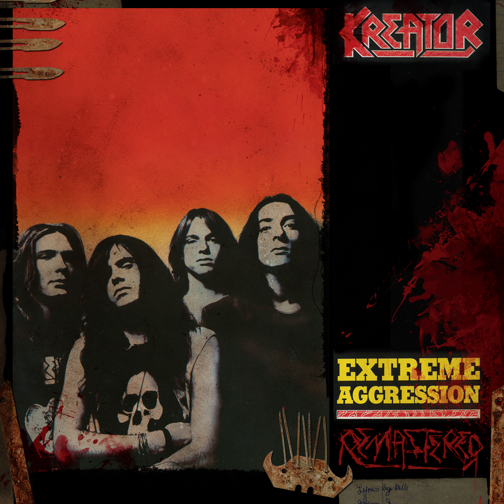 Kreator – Extreme Aggression