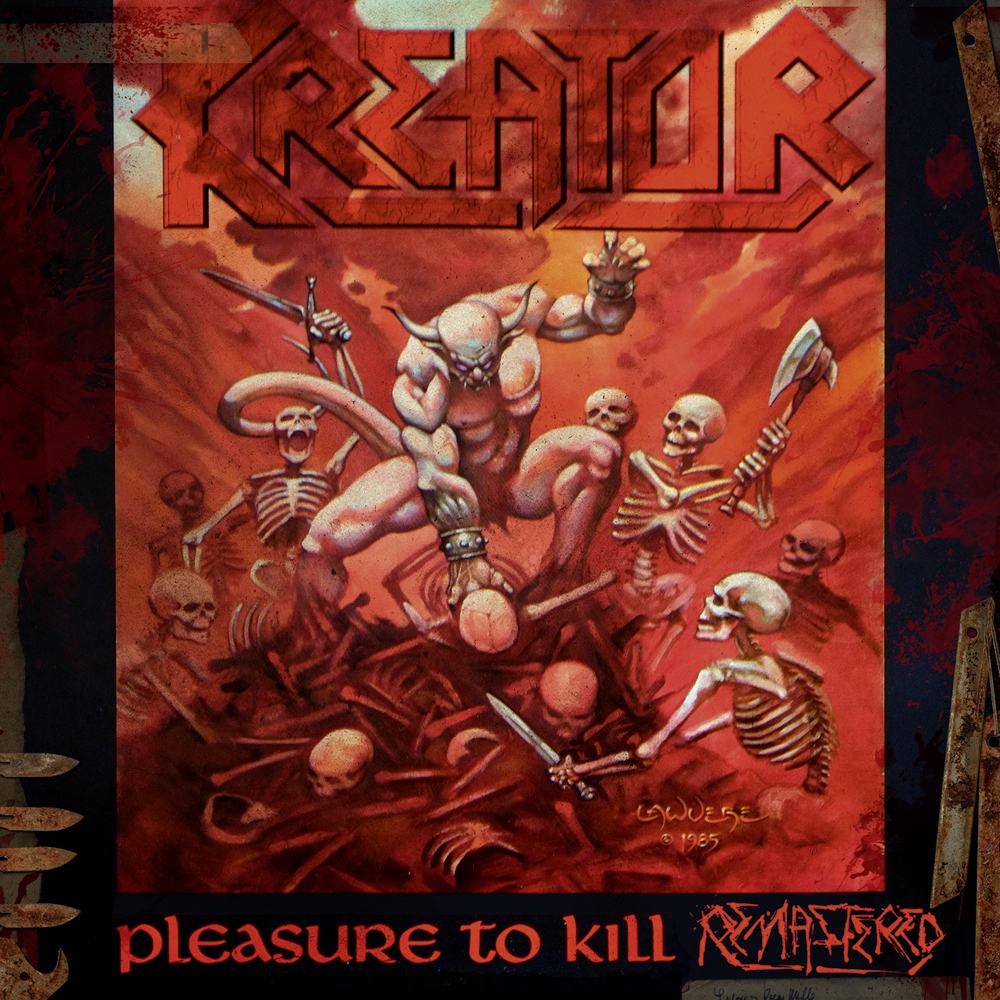 Kreator – Pleasure To Kill