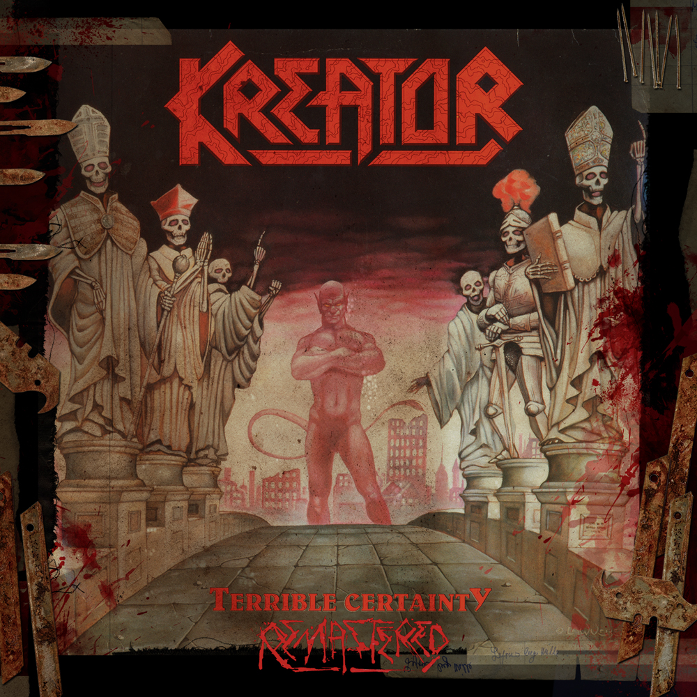 Kreator – Terrible Certainty