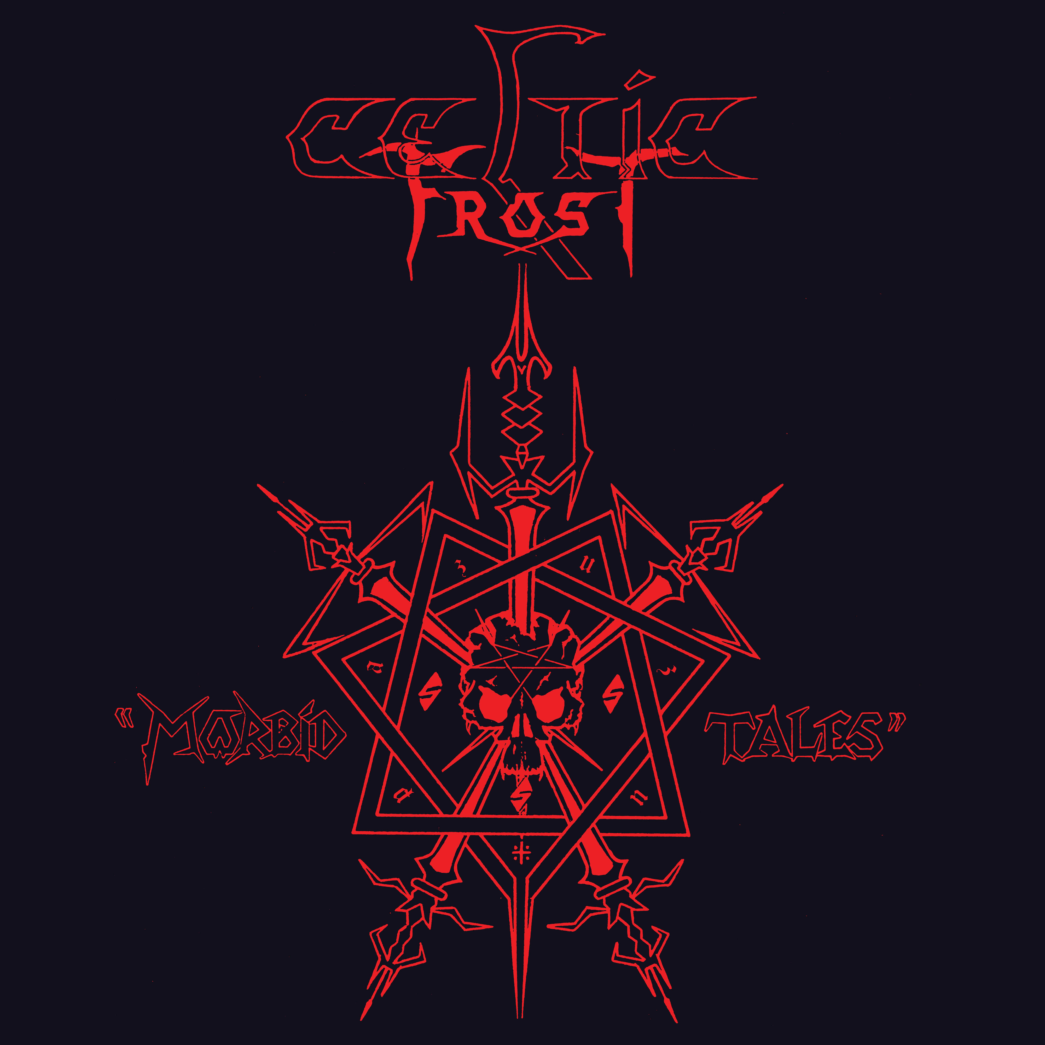 Celtic Frost – Morbid Tales Featured Image